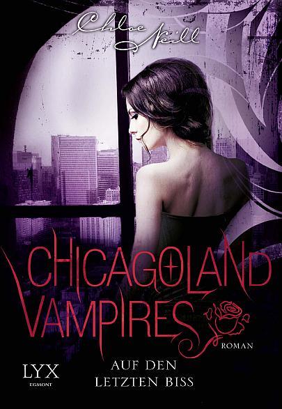 """Cover """"Chicagoland Vampires 10 - Auf den letzten Biss"""""""