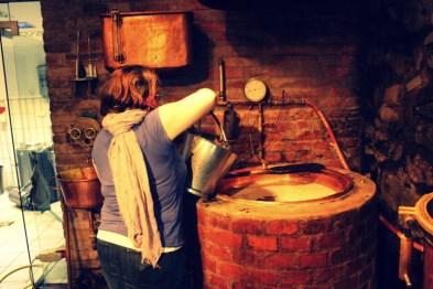 Bierbraukurs im Bierkulturhaus