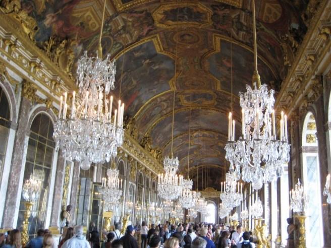 Versailles Prunk