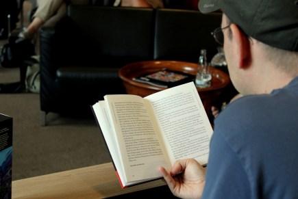 Lesung mit dem Autor