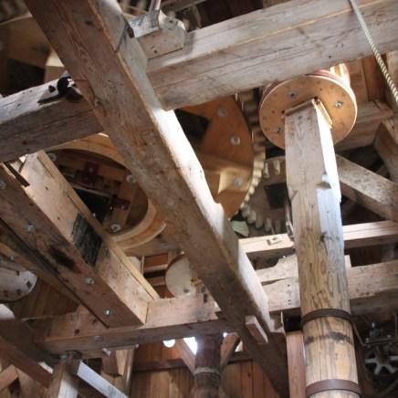Alte Mühle von innen