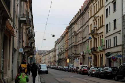 Vielfalt in der Dresdner Neustadt