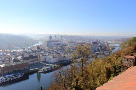 Passau Ausblick