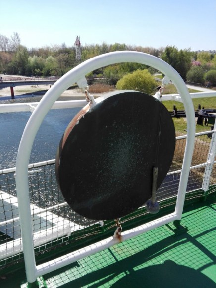 IGA Park Rostock Museum Gong