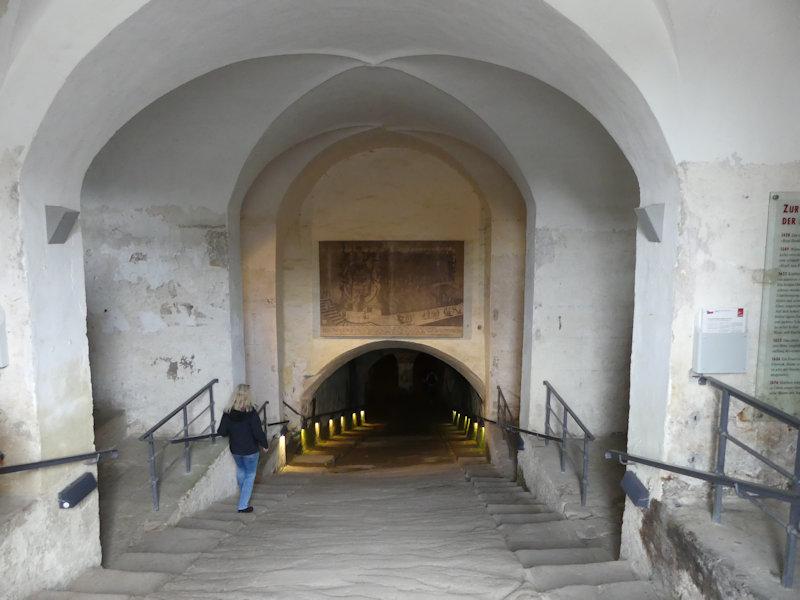 Festung Königstein-Fasskeller
