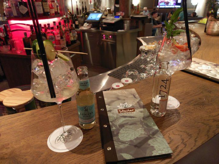 Gin Tonic in Südtirol