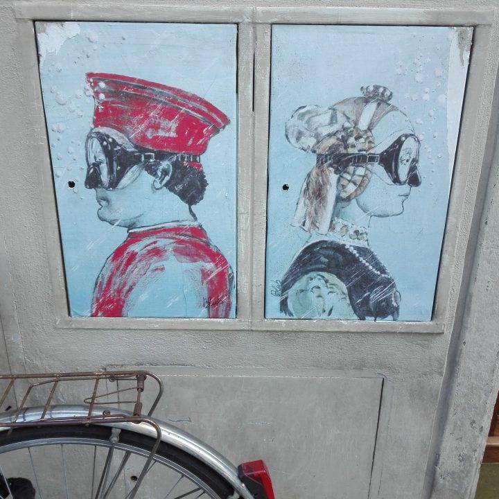Blub Street Art Florenz