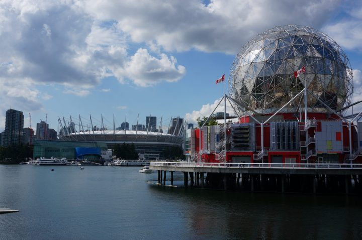 Expo in Vancouver