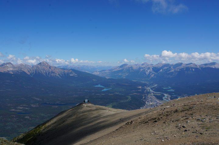 Mount Whistler Jasper Skytram