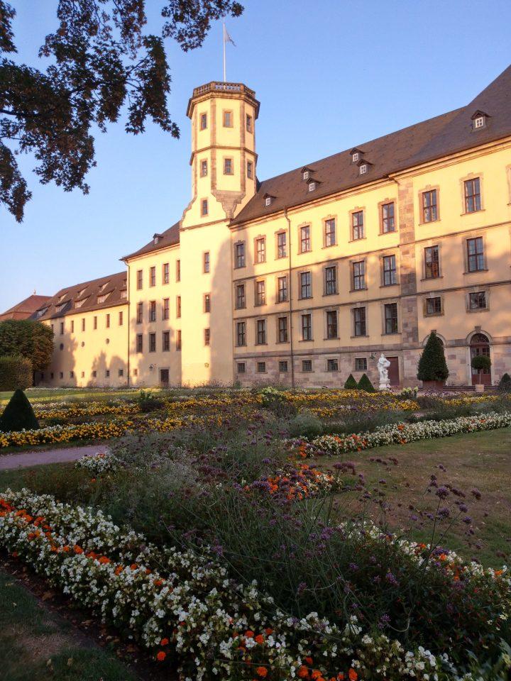 Schlossgarten in Fulda