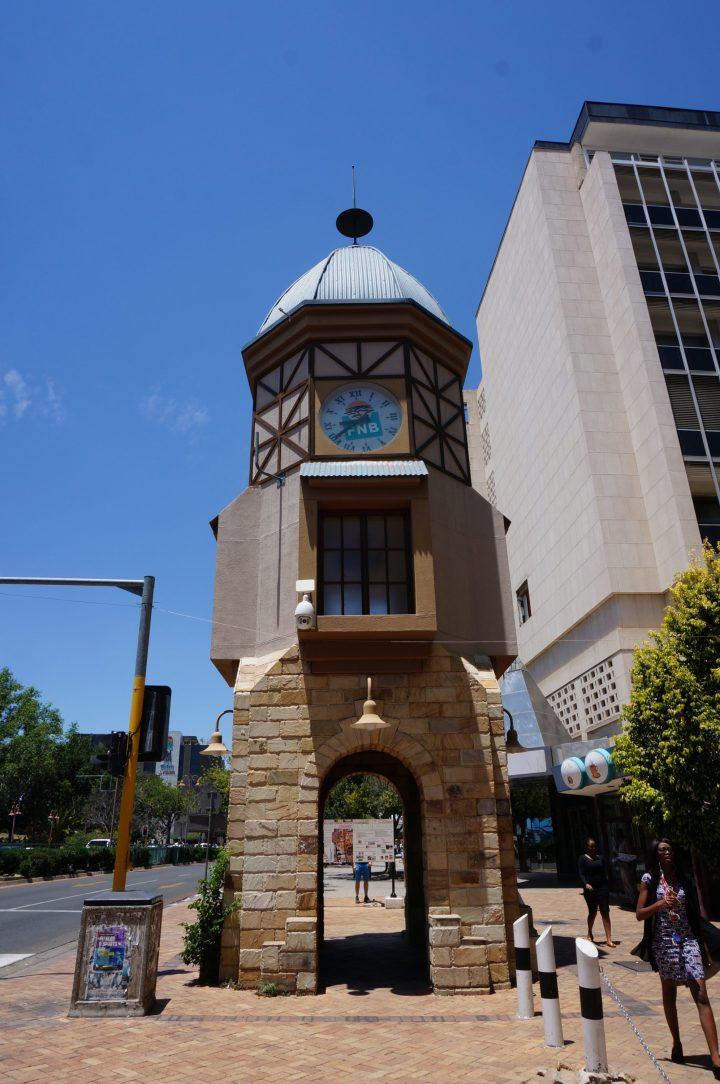 Clocktower Windhoek