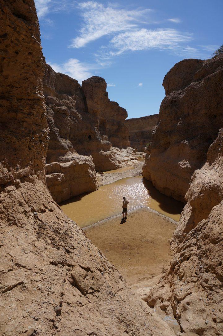 Sesriem Canyon Wanderung