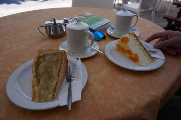 Nachmittag im Café Anton