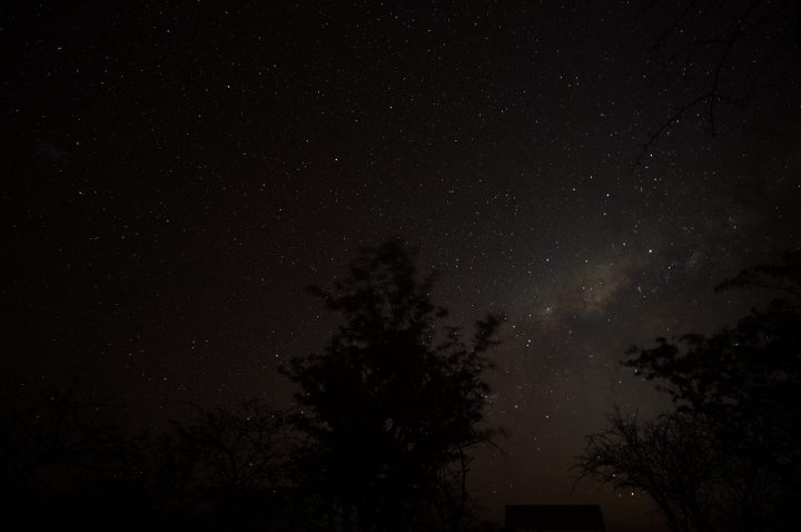 Nachthimmel Namibia