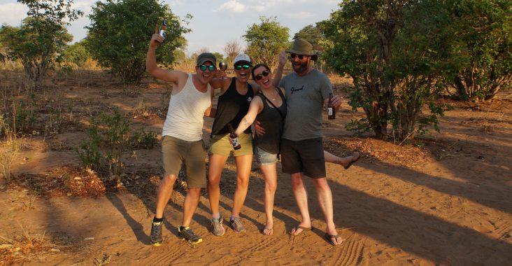 Safari Crew