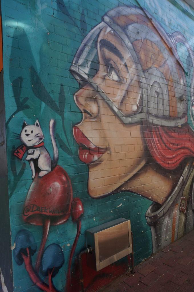 Graffiti Perth