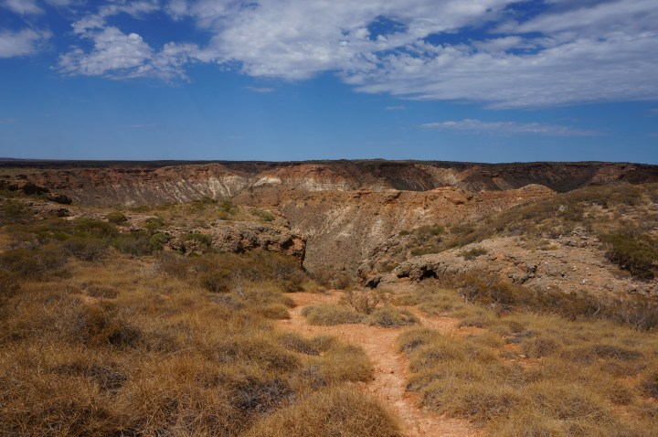 Charles Knife Canyon Western Australien