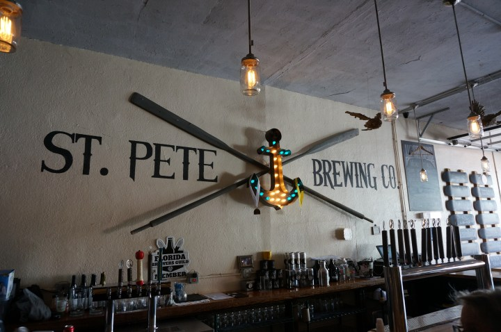 Craft Beer Brewery St. Petersburg