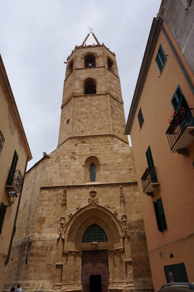 Glockenturm Kathedrale Alghero