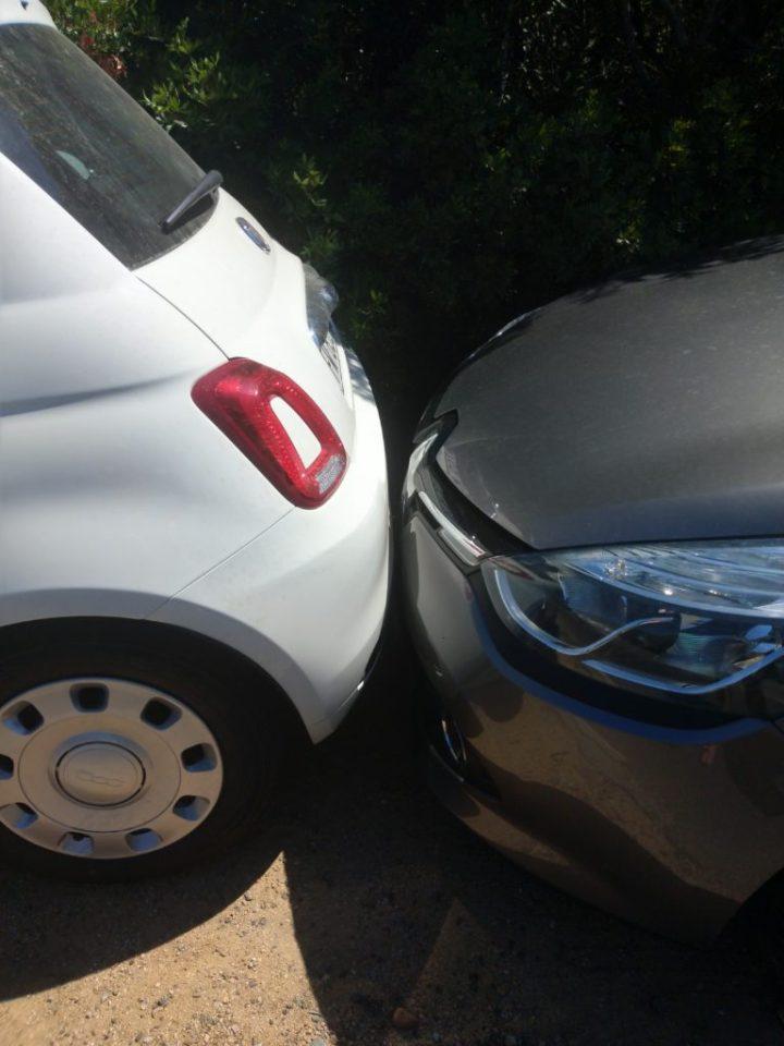 Parken wie in Italien