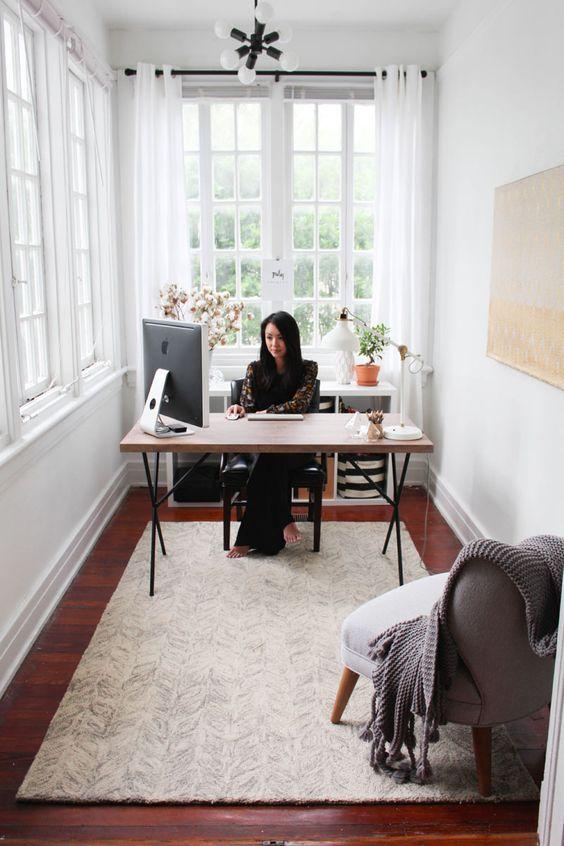 como criar um home office na sua casa