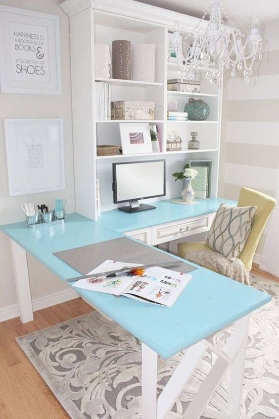 como criar um home office7