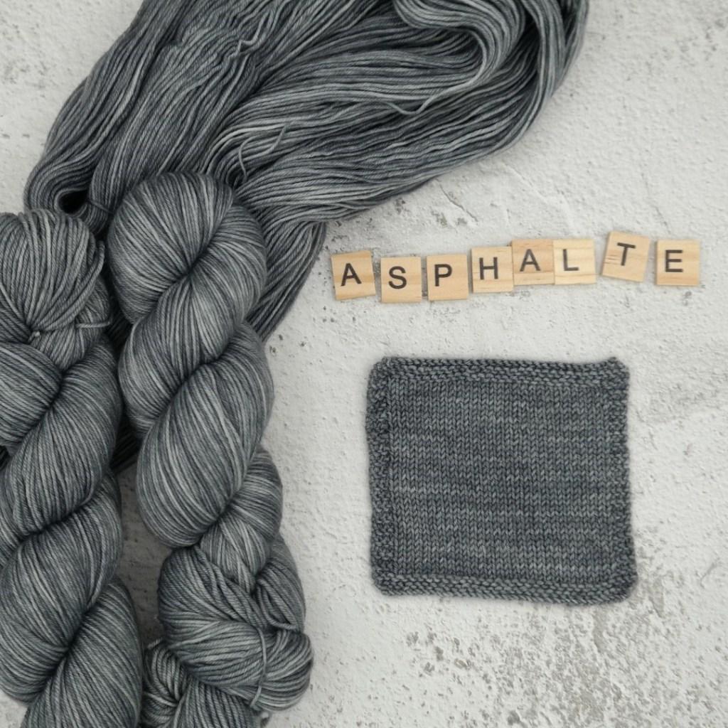 Asphalte - MÉRINOS SUPERWASH - Fingering