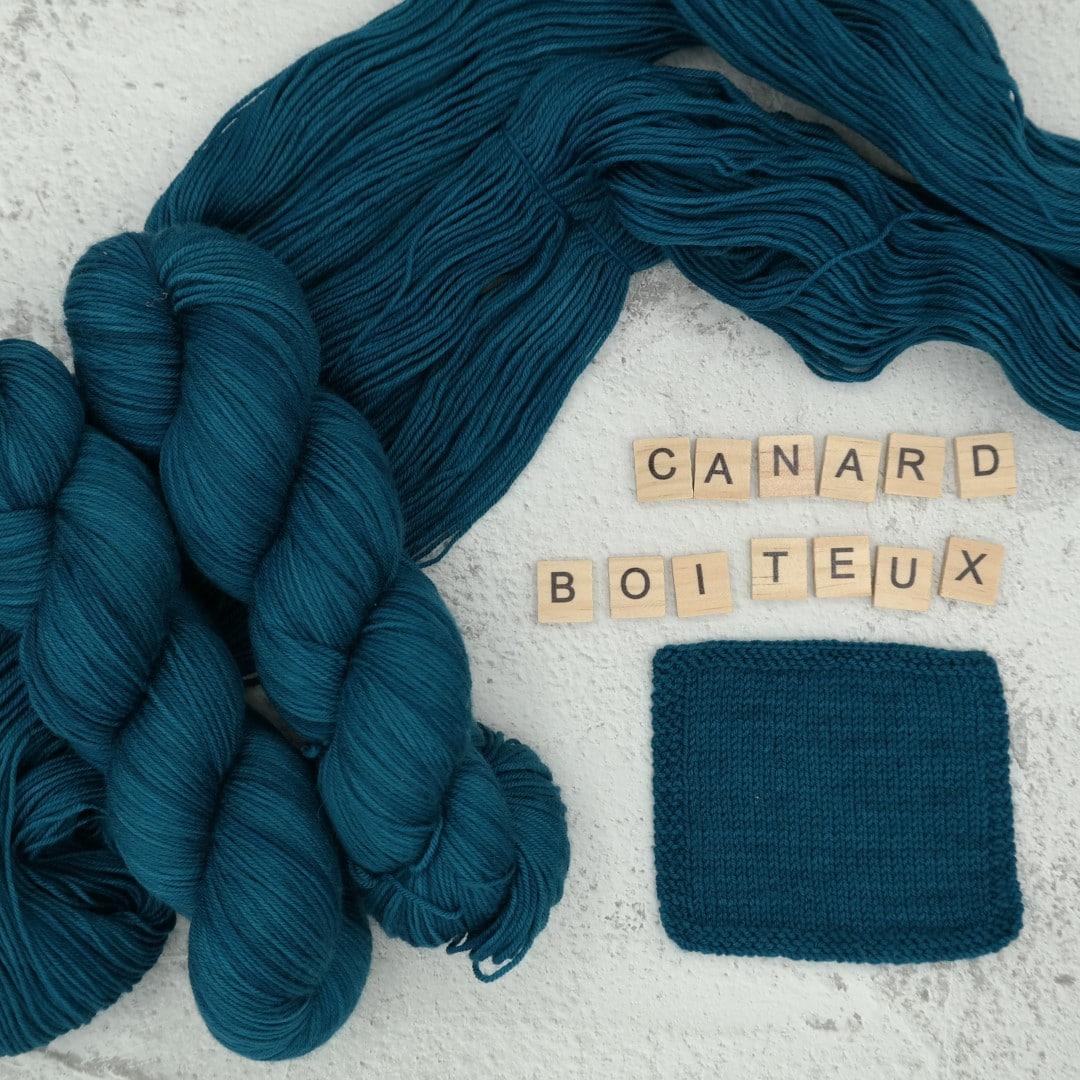 Canard Boiteux - MÉRINOS SUPERWASH - Fingering