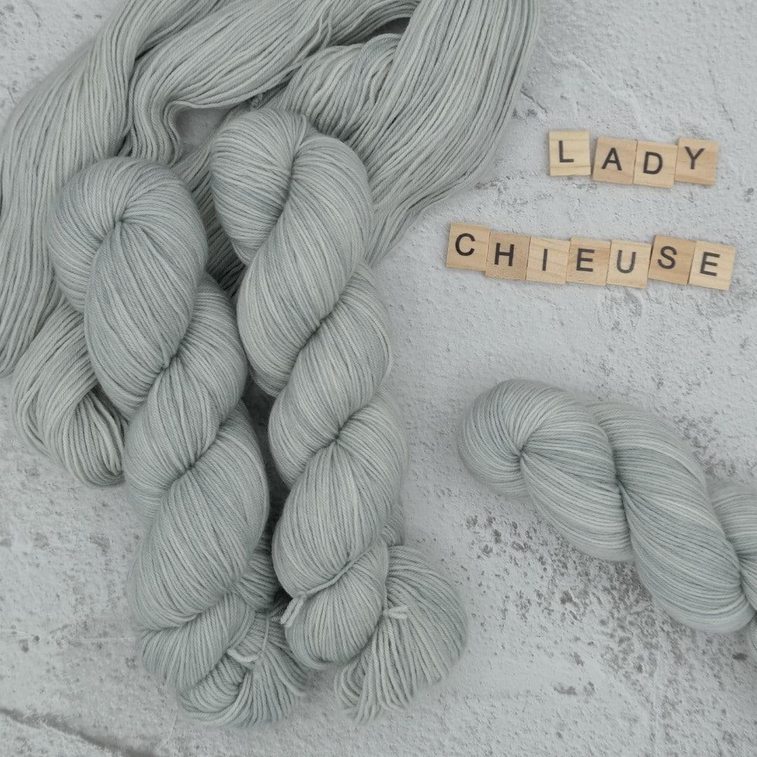 Lady Chieuse - MÉRINOS SUPERWASH - Fingering