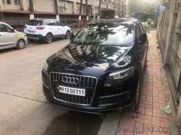 Buy Used Audi Q7 In Delhi India Pre Owned Audi Q7 Sale Bbt