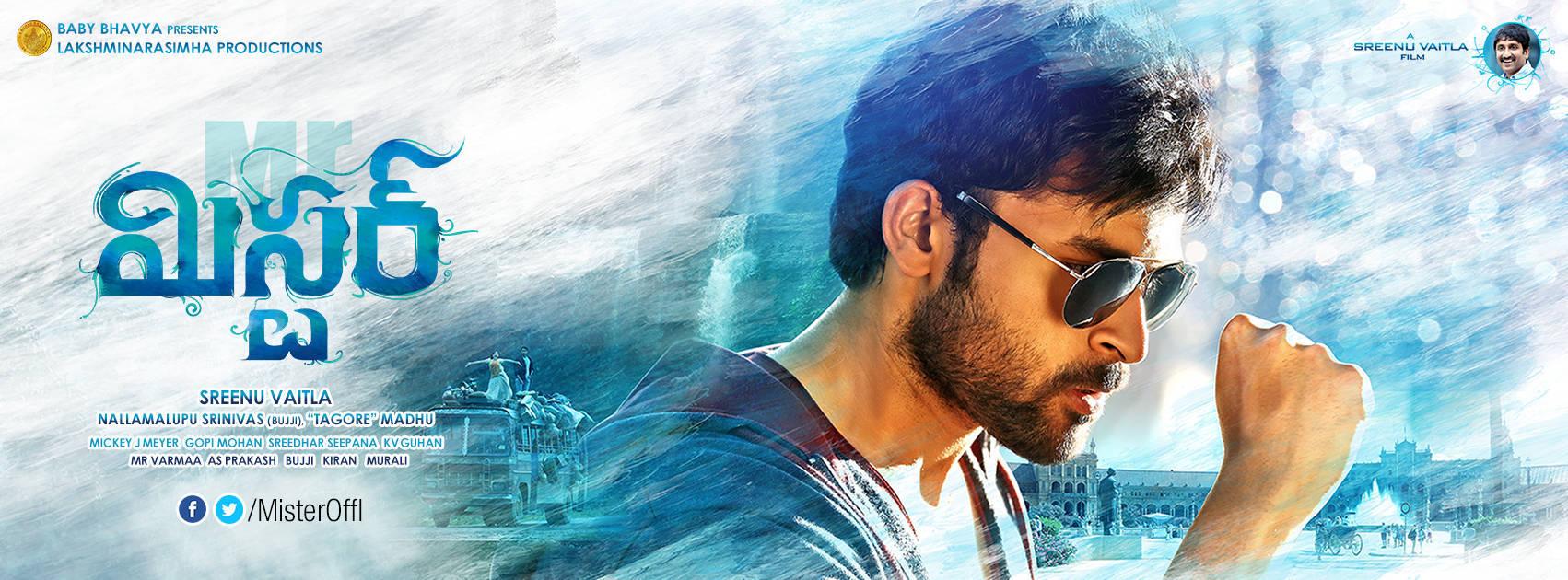 Varun-Tej-Mister-Movie-Posters-1