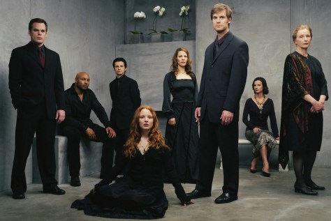 Cast of Six Feet Under