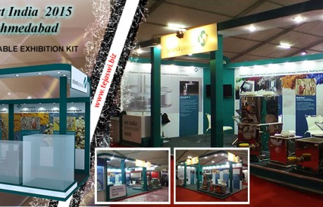 Plastindia Exhibition Stall Design Tejaswi Services