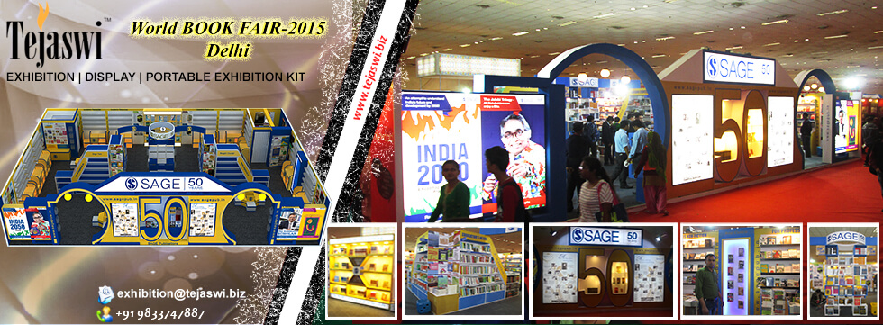Stall Layout For Exhibition : World book fair exhibition stand design & construction tejaswi