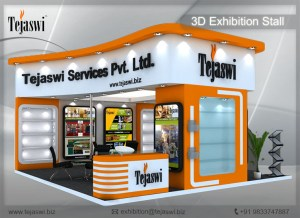 3D Exhibition Stall Pune