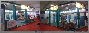 Exhibition Stall Fabrication Delhi