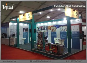 Exhibition Stall Fabrication New Delhi NCR