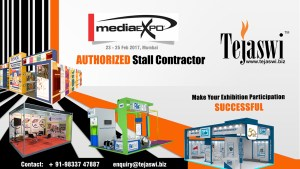 Media Expo - Approved Exhibition Stand Designer