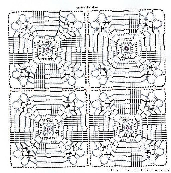 Chaleco crochet cuello bote manga ancha2