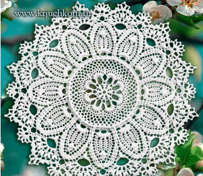 Tapete Ganchillo con patrón competo DISFRUTE 👉 Crochet Patrones