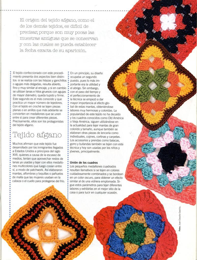 Descargar revista de crochet gratis ⋆ Crochet Patrones