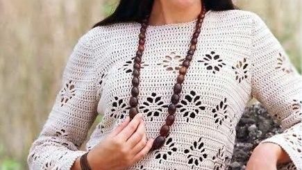 Crochet polera fácil crochet patrones