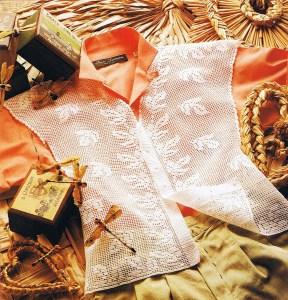 Blusas tejidas de mujer