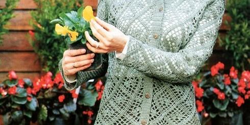 Chalecos de moda tejidos