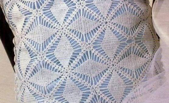 Cojines tejidos a crochet