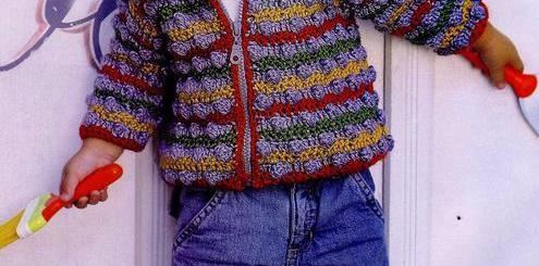 Crochet bebe varón