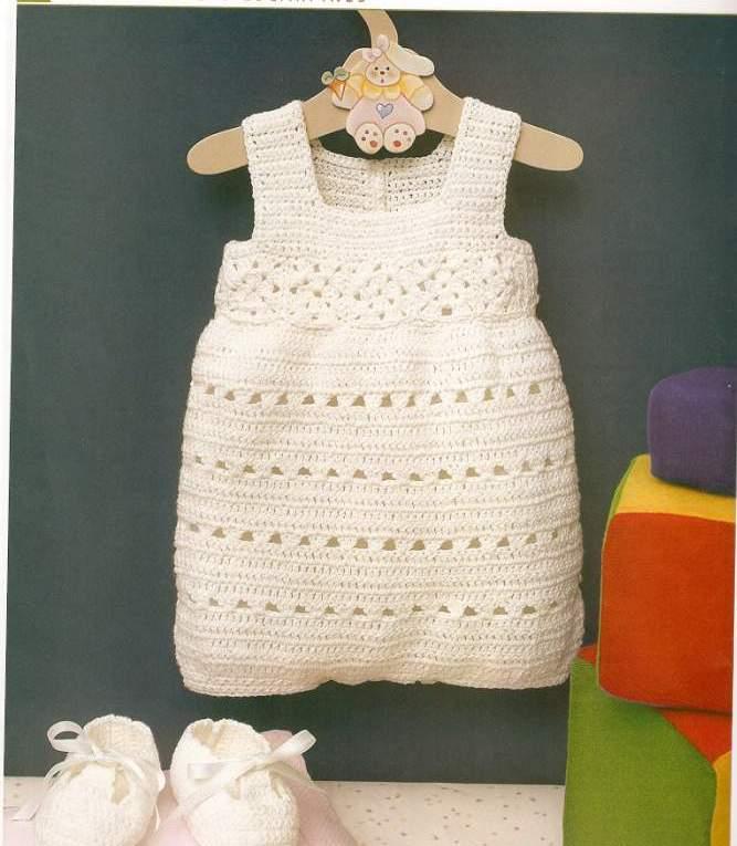 Gancho bombacha bebé ➤ EL ARTE DE TEJER ➤ Crochet Patrones