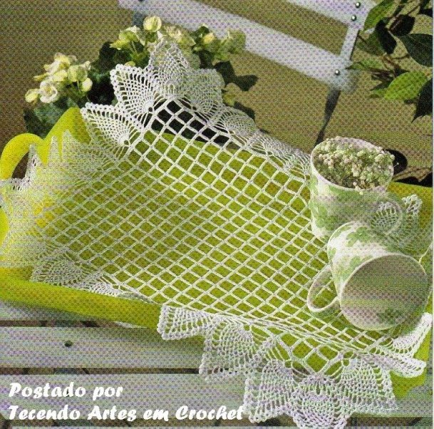 Crochet y ganchillo