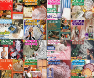 Magic crochet revistas