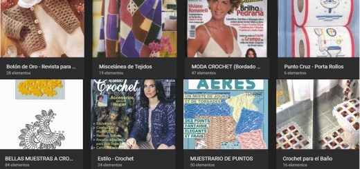 Revista tejidos